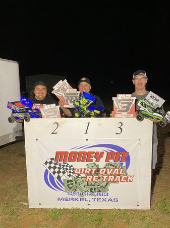2021 RC Pro South Oval R2 Results
