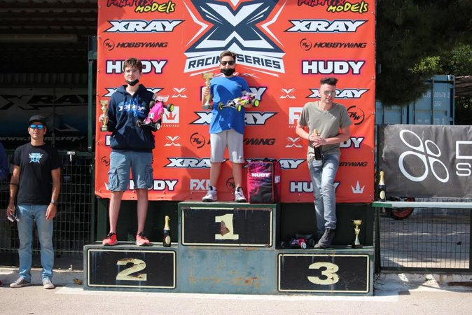 2021 XRS Greece Round 1 2wd Results