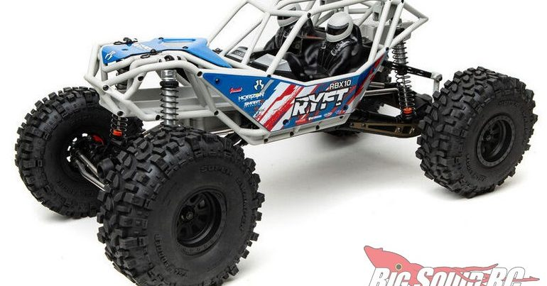 Axial Racing RBX10 Ryft Rock Bouncer 1/10 Kit