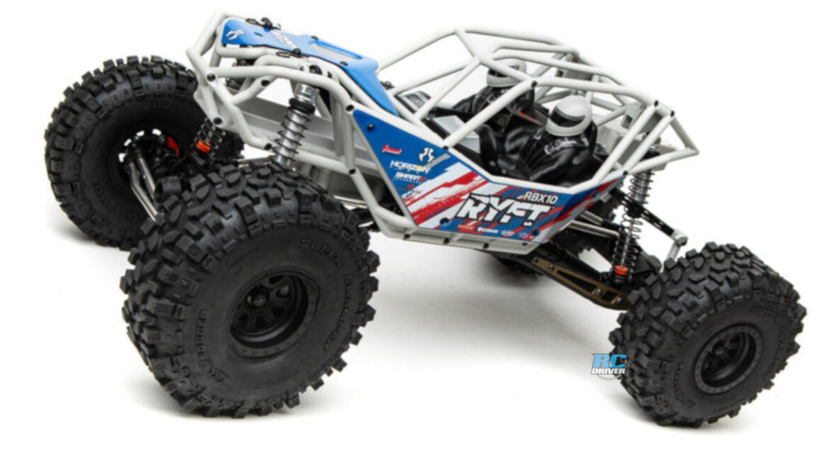 Axial RBX10 Ryft Rock Bouncer Now Offered As A Kit