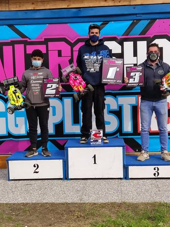 Baruffolo Doubled at The RC Nitro Shop Trophy Event