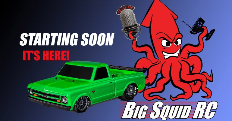 Big Squid RC LIVE – Tonight – 8:30pm CST – May 27, 2021