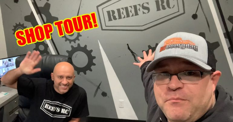 EVERYBODY'S SCALIN' – REEFS RC TOUR!