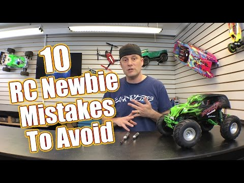 10 RC Newbie Mistakes To Avoid – RC Driver