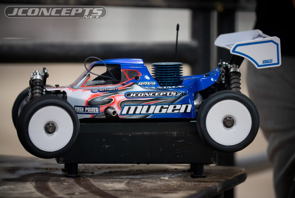 Inside Look: Maifield's Silver State Nitro Buggy