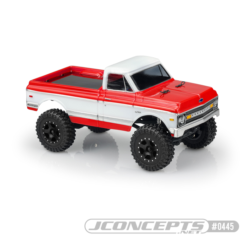 JConcepts New Release – Axial SCX24 Bodies