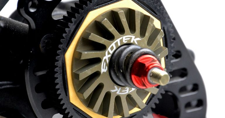 New Associated DR10 Upgrades from Exotek