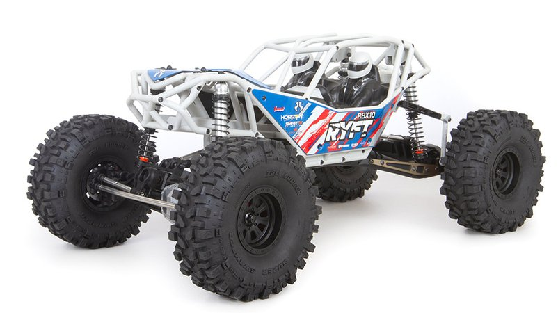 New Axial RBX10 Ryft Kit