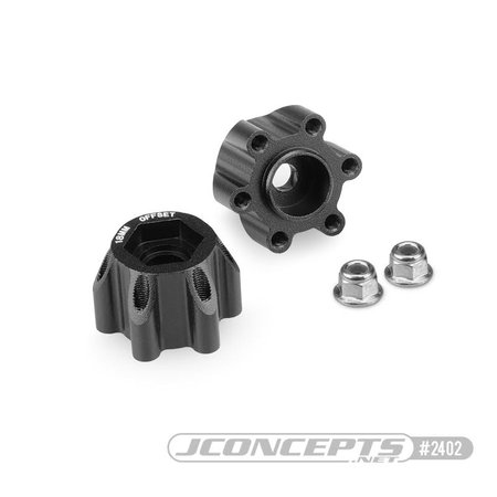 New JConcepts Tribute Wheel Hex Adapters