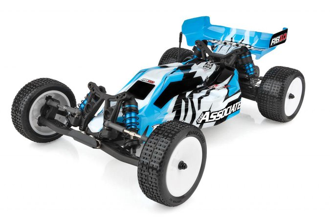 New Team Associated RB10 RTR Buggy