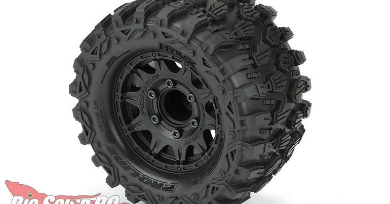Pro-Line Hyrax 2.8″ Pre-Mounted Tires