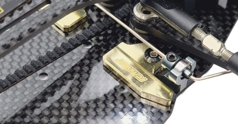 RC Maker Releases Four Adjustable Weight Options for the Mugen MTC-2