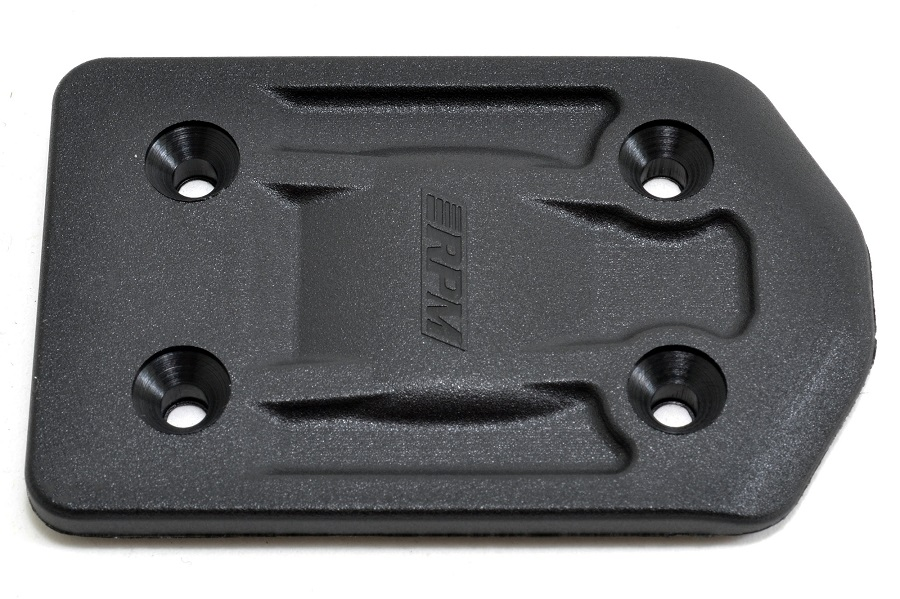 RPM Skid Plates & Front Bumper For ARRMA 6S Vehicles