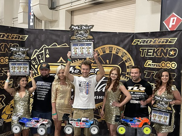 Silver State 2021: Jones and Tebo Dominate Pro Ebuggy and Pro Truggy