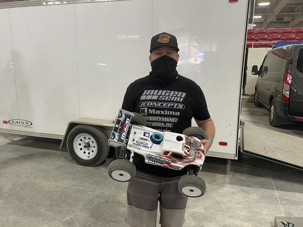 Silver State 2021: Maifield and Jones TQ R1