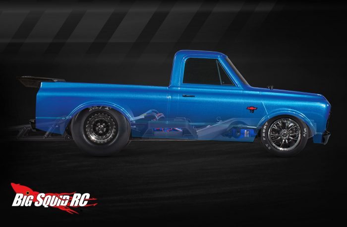Traxxas Drag Slash Details Released with Video!