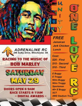 USRC Our Unity One Love Event Announcement