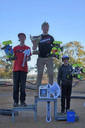 2021 King of the Mountain Results