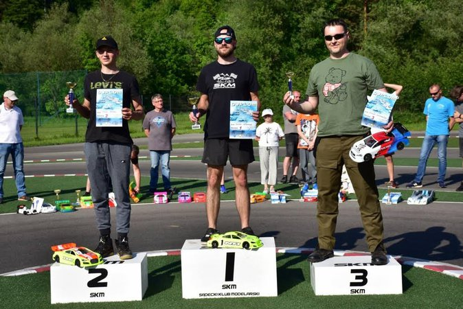 2021 Polish On-Road Nationals R2 Results