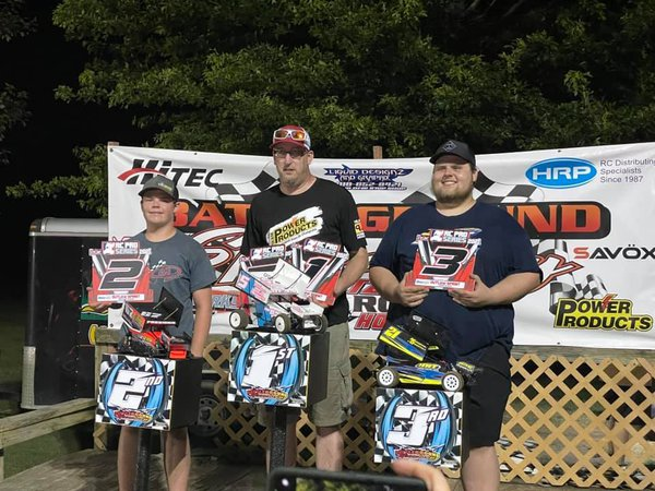 2021 RC Pro Oval North Round 2 Results