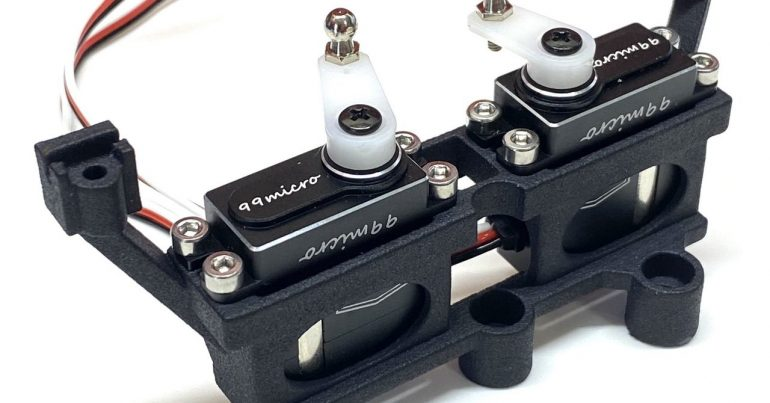 DSM Off-Road Launches New Aftermarket Micro Servo Mounts for the Traxxas TRX-4