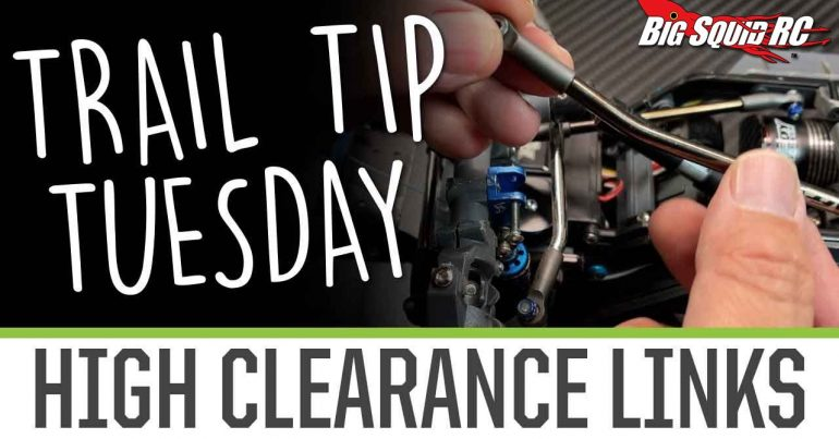 How-to: Installing High-clearance Suspension Links on Your R/C Crawler [Video]