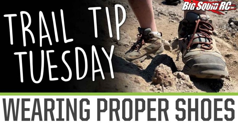 How to Prepare for the Trail with the Right Choice of Footwear [Video]