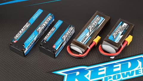 New Reedy Zappers DR HV Batteries