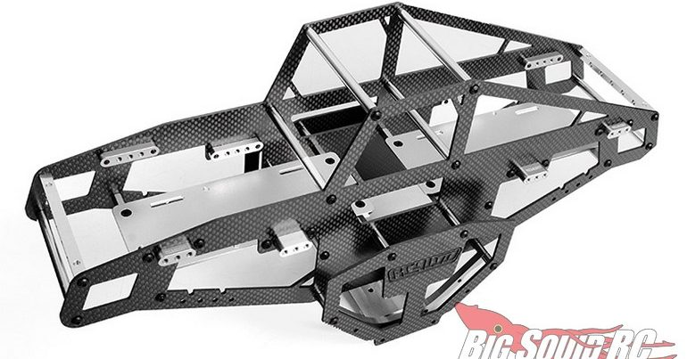 RC4WD Carbon Assault 1/10th Monster Truck Chassis