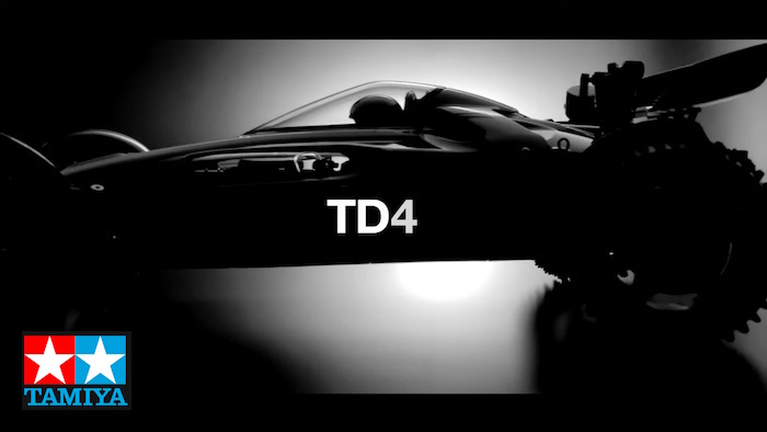 TAMIYA: TD4 – New RC 1/10 scale chassis