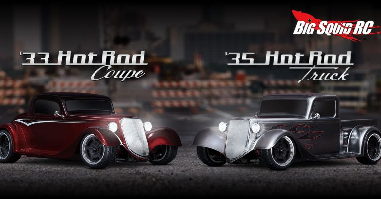 Traxxas Factory Five Hot Rods RTR – 4-TEC 3.0