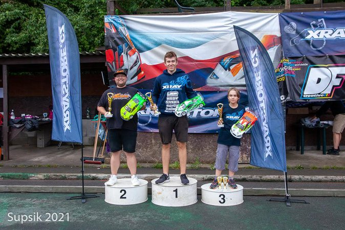 2021 Czech On-Road Nationals Round 1 Results