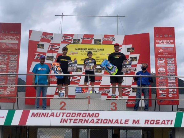 2021 Italian GT Nationals Results
