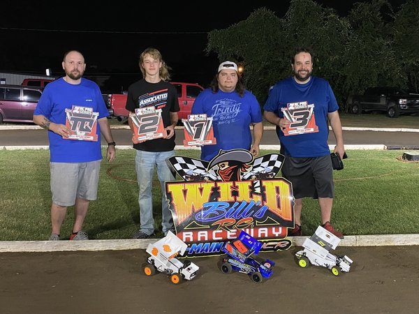 2021 RC Pro North Oval Round 3 Results