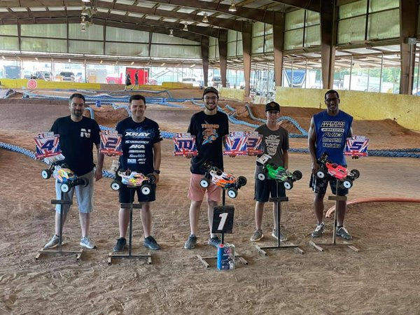 2021 RC Pro South Off-Road Round 1 Results