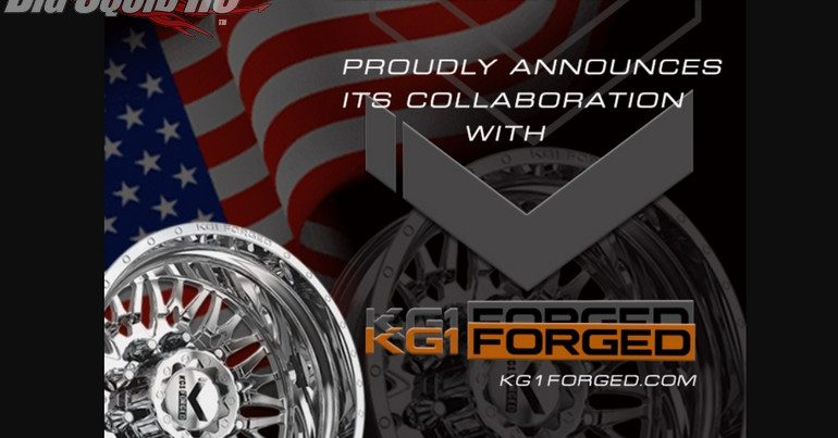 CEN Racing Announces Partnership With KG1 Forged Wheels