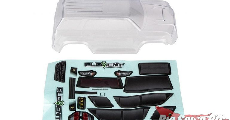 Element RC Clear Bodies for the Enduro 24