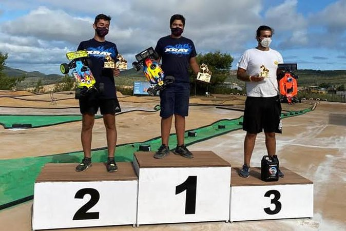 Gomes Doubled at The Beach Trophy Race 2021
