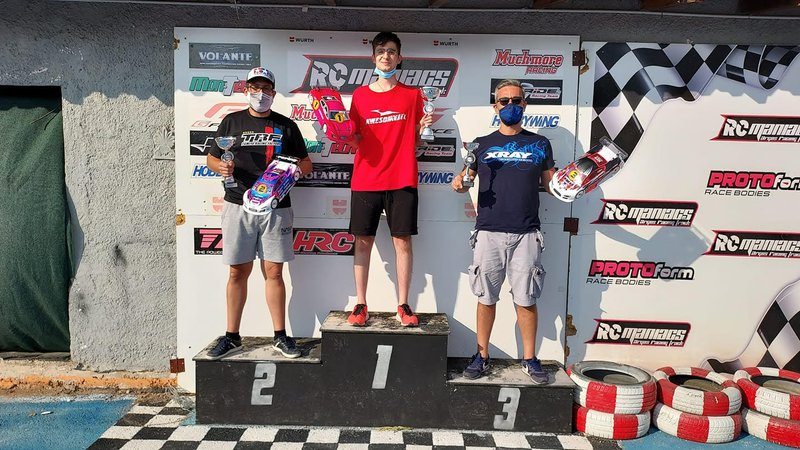 Greek 1/10 EP Touring Nationals R1 Results