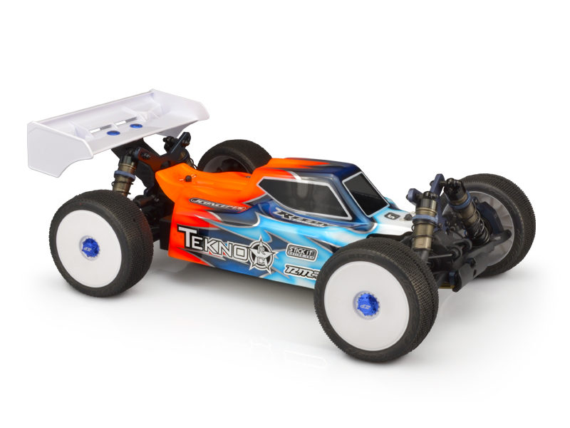 JConcepts New Release – S15 – Tekno EB48 2.0 (Standard Weight)