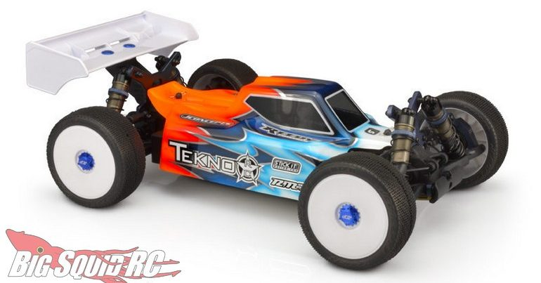 JConcepts S15 Standard Weight Body for the Tekno EB48 2.0