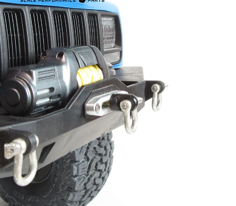 Locked Up RC Scale Winch Shackle Mount