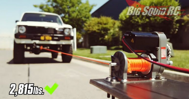 Most Realistic Winch In The Industry – RC4WD Warn 8274