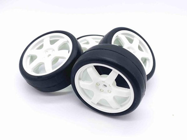 New TPro 1/10th Scale Touring Car Tires