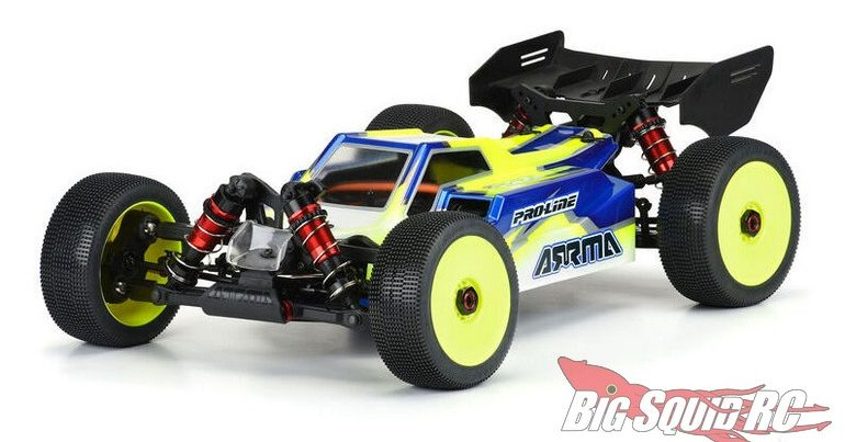 Pro-Line Axis Clear Body for the ARRMA Typhon 6S