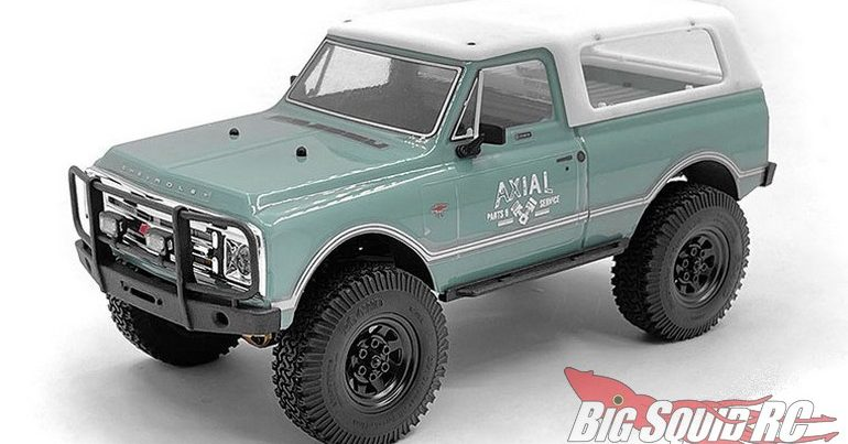 RC4WD Truck Topper for the Axial SCX24 1967 Chevrolet C10
