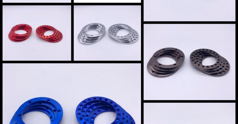 REEF's RC Launches New Colored Beadlock Ring Sets