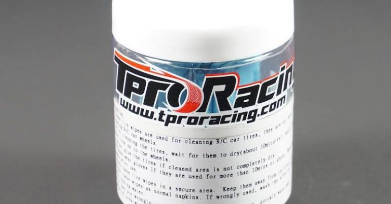 T-Pro Tire Wipes in a Can
