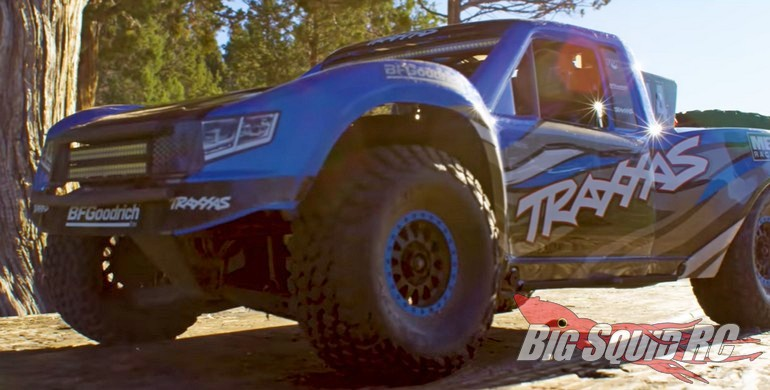 Video – Forest Adventure with the Traxxas Unlimited Desert Racer