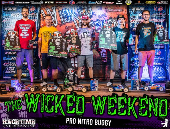 2021 Wicked Weekend Results